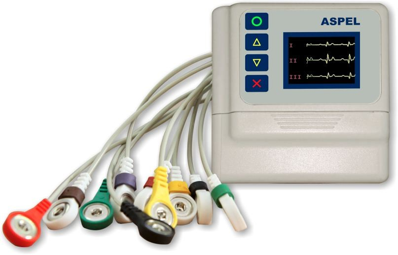 Aspel ECG Holter 712 rec